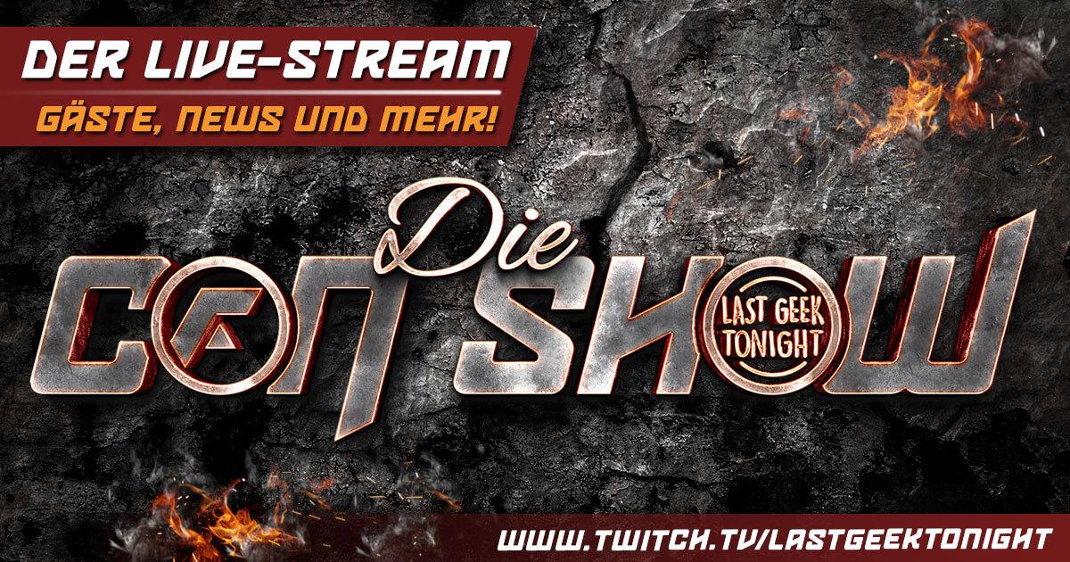 Die Con Show - Der Live-Stream