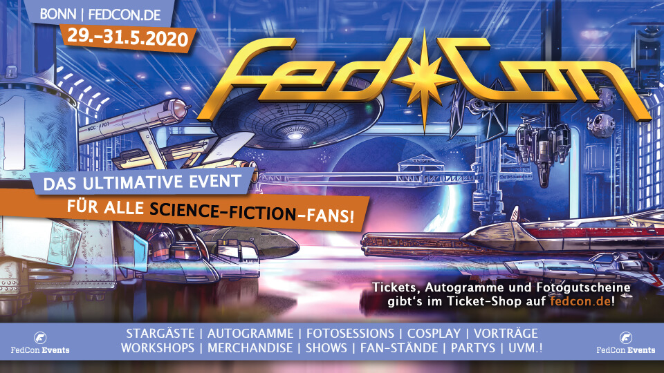 FedCon 29 - 29.05. - 31.05.2020