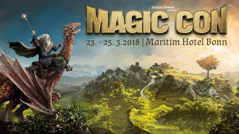 MagicCon 2018 | 23.03. - 25.03.2018
