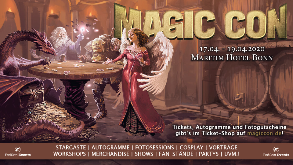 MagicCon 4 - 17.04. - 19.04.2020